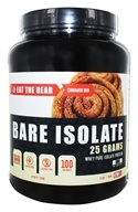 Eat The Bear - Grizzly Protein Pure Isolate Cinnamon Bun - 2 lbs.