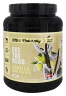 Eat The Bear - Naturally Whey Protein Vanilla - 1.62 lbs.