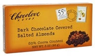 Chocolove - Dark Chocolate Covered Salted Almonds - 3 oz.