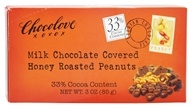 Chocolove - Milk Chocolate Covered Honey Roasted Peanuts - 3 oz.