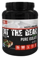 Eat The Bear - Grizzly Protein Pure Isolate Mint Chocolate - 2 lbs.