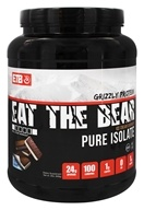 Eat The Bear - Grizzly Protein Pure Isolate Ice Cream Sandwich - 2 lbs.