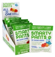 SmartyPants - All-In-One Multivitamin Kids Complete + Fiber Gummies - 15 Pack(s)