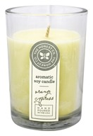 The Honest Company - Aromatic Soy Candle Orange Cypress - 6 oz.
