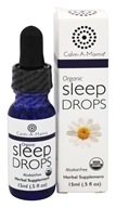 Calm-A-Mama - Organic Sleep Drops Alcohol-Free - 15 ml.