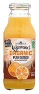 Lakewood - Organic Orange Juice - 12.5 oz.