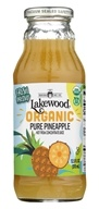 Lakewood - Organic Pineapple Juice - 12.5 oz.