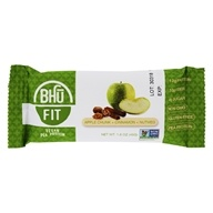 Bhu Fit - Vegan Protein Bar Apple Chunk + Cinnamon + Nutmeg - 1.6 oz.