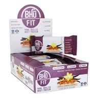 Bhu Fit - Primal Protein Bar Vanilla + Almond + Cashew - 12 Bars
