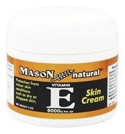 Mason Natural - Vitamin E Skin Cream 6000 IU - 2 oz.