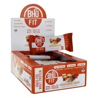 Bhu Fit - Primal Protein Bar Salted Caramel + Pecan - 12 Bars