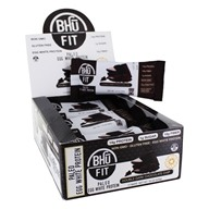 Bhu Fit - Paleo Protein Bar Double Dark Chocolate Chip - 12 Bars