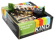 Kind Bar - Fruit & Nut In Yogurt Bars Box - 12 Bars