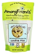 Among Friends - Whole Grain Cookie Mix Old Fashioned Chocolate Chip - 12 oz.