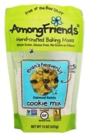 Among Friends - Whole Grain Cookie Mix Oatmeal Raisin - 15 oz.