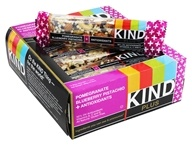 Kind Bar - Plus Antioxidant Nutrition Bars Box Pomegranate Blueberry Pistachio - 12 Bars