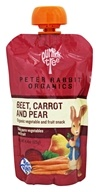 Organic Vegetable and Fruit Snack Beet, Carrot, and Pear - 4.4 oz.