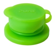Pura - Big Mouth Silicone Sport Top Spring Green