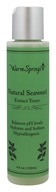 Warm Springs - Natural Seaweed Extract Toner - 4 oz.