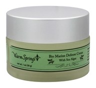 Warm Springs - Bio Marine Defense Cream with Sea Algae - 1 oz.