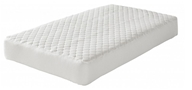Greenbuds - Organic Cotton Quilted Crib Mattress Pad 28 in. x 52 in.