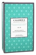 Caldrea - Dryer Sheets Pear Blossom Agave - 80 Sheet(s)