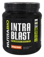 NutraBio - Intra Blast Orange Mango - 723 Grams