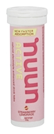 Nuun - Active Natural Electrolyte Enhanced Drink Tabs Strawberry Lemon - 10 Tablets