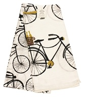 Danica Studio - 100% Cotton Dish Towels Bicicletta White - 2 Towel(s)