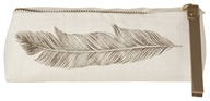 Danica Studio - 100% Linen Cosmetic Bag Pencil Quill - Small