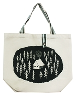 Danica Studio - 100% Cotton Tote Bag Retreat