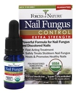 Forces of Nature - Nail Fungus Control Extra Strength - 11 ml.