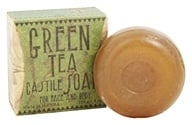 Virginia First Tea Farm - Castile Bar Soap Green Tea - 4 oz.