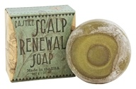 Virginia First Tea Farm - Castile Scalp Renewal Bar Soap - 3.7 oz.