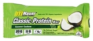 Mauer Sports Nutrition - Classic Protein Bar Coconut Cashew - 2.1 oz.