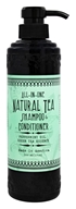 Virginia First Tea Farm - All-In-One Natural Tea Shampoo & Conditioner Peppermint - 17 oz.