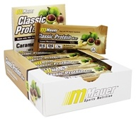 Mauer Sports Nutrition - Classic Protein Bar Caramel Macadamia - 12 Bars