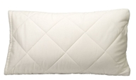 Greenbuds - Organic Cotton Quilted Toddler Pillow Cover 12 in. x 20 in.