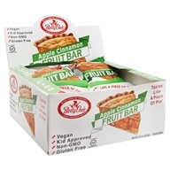 Betty Lou's - Fruit Bars Box Gluten-Free Apple Cinnamon - 12 Bars