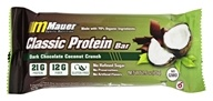 Mauer Sports Nutrition - Classic Protein Bar Dark Chocolate Coconut Crunch - 2.6 oz.