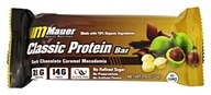 Mauer Sports Nutrition - Classic Protein Bar Dark Chocolate Caramel Macadamia - 2.6 oz.