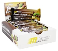 Mauer Sports Nutrition - Classic Protein Bar Dark Chocolate Caramel Macadamia - 12 Bars
