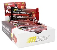 Mauer Sports Nutrition - Classic Protein Bar Dark Chocolate Strawberry - 12 Bars