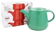 Now Designs - London Pottery Hi-Filter Teapot Deep Green - 4 Cup(s)