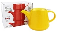 Now Designs - London Pottery Hi-Filter Teapot Honey - 4 Cup(s)