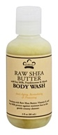 Nubian Heritage - Body Wash Raw Shea Butter - 3 oz.