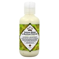 Nubian Heritage - Body Lotion Indian Hemp & Haitian Vetiver - 3 oz.