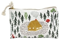 Danica Studio - 100% Linen Small Cosmetic Bag Retreat