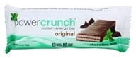Power Crunch - Original Protein Energy Bar Chocolate Mint - 1.4 oz.