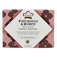 Nubian Heritage - Bar Soap Patchouli & Buriti - 5 oz.